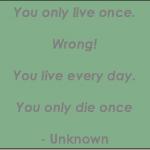 liv og død citat berittops